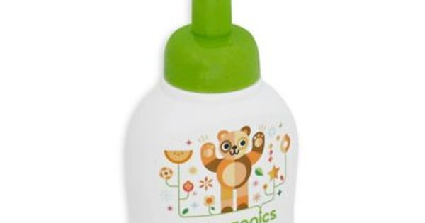 Babyganics 8 45 Oz Alcohol Free Foaming Hand Sanitizer In