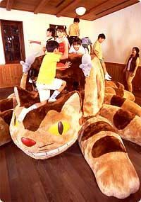 This Is The Ghibli Museum In Mitaka Tokyo Japan I Want To Go Here They Have A Catbus And A Screening Room With A Totor スタジオジブリ ジブリ アニメーション