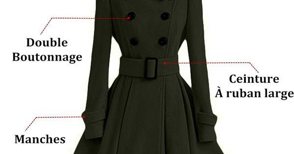 Manteau en gabardine de laine Japonaise Homme | CELINE | 24S