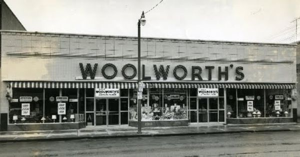 Dimestore Memories Woolworth S In Valley City Vintage Mall Old Photos The Good Old Days