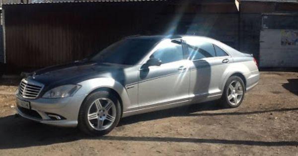 Gt Speed شركة أوكرانية تحول مرسيدس S Class W221 القديمة إلى W222 جديدة Mercedes S Class Bmw Mercedes