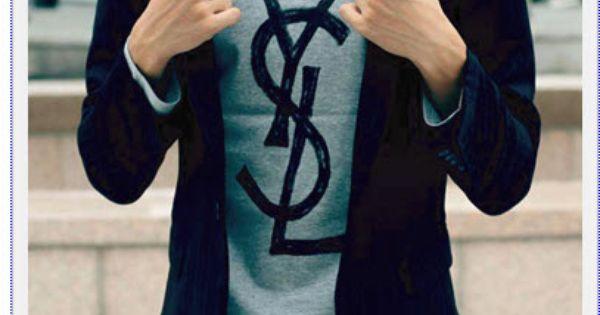 Graphic Tee and Blazer. Fashion style men tshirt