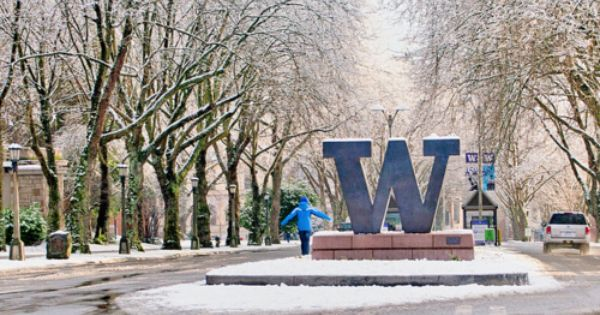 University Of Washington Seattle Admission Tips And Answers University Of Washington Seattle University Monument Signage