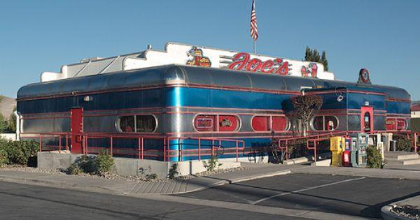Joe S Diner 6350 S Virginia St Reno Nv 89511 775 853 3777 Riverside Hotel American Diner Interesting Buildings