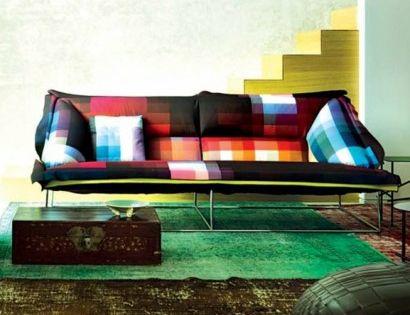 Pixel-Sofa-Design-kissen | liegen, sitzen, kuscheln | Pinterest ...