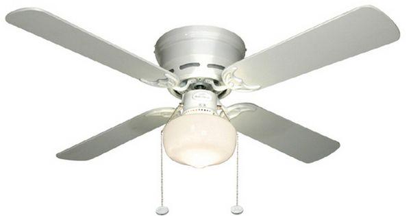 Pretty White Ceiling Fans: Ceiling Fan, Ceilings And Fans