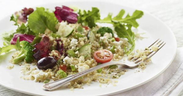 Zoe S Kitchen Quinoa Salad Nutrition