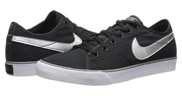 Nike Primo Court Canvas   Nike, Grey
