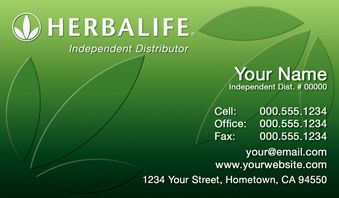 Pin By Printerbees On Herbalife Business Cards Herbalife Business Cards Herbalife Business Herbalife