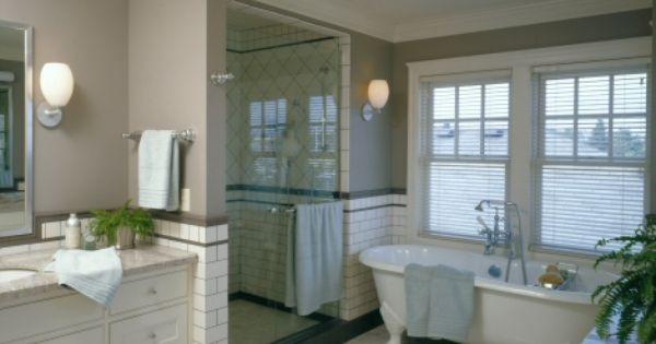 Parker Contracting Services Clawfoot Tub Bathroom Bathroom Layout Modern Tub