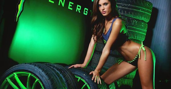 Monster energy promotion girls nude — pic 11