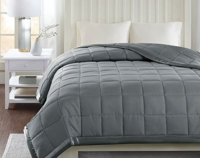 Bed Blanket Prospect Microfiber Down Alternative With 3m