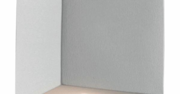 Leroy merlin applique cubo lampade da parete lighting for Applique da esterno leroy merlin