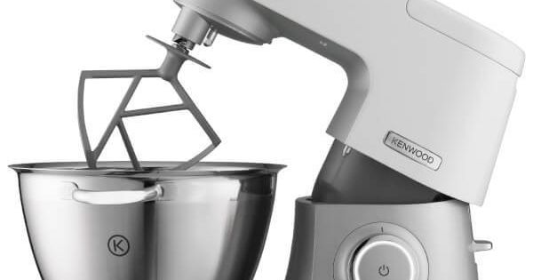 Kenwood Kvc5000 Chef Sense Stand Mixer 475 Liked On Polyvore Featuring Home Kitchen Dining Small Appliances Bread Mixer Mixer Kenwood Kenwood Mixer