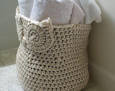 Free Crochet Pattern Owl Basket : crochet owl basket free pattern - Google Search ...