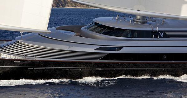 Maltese Falcon By Perini Navi Perini Navi Sailing Yacht Yacht