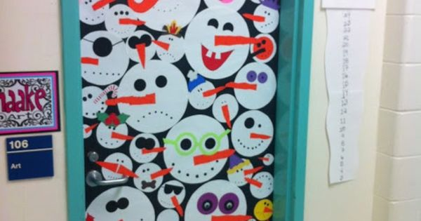 Christmas tout pour ma classe ecole pinterest for Decoration porte noel ecole