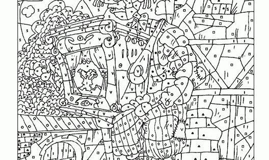 Numeros Para Pintar Cheap Dibujo Para Colorear Con Los: Image Result For Dibujos Para Colorear Con Números