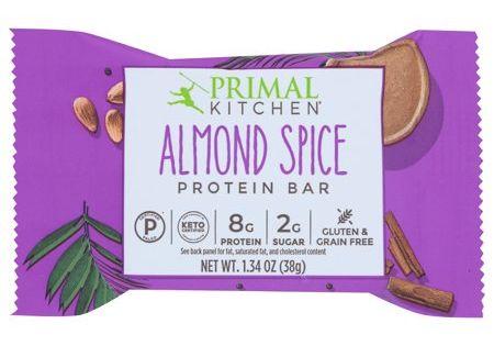 Primal Kitchen Almond Spice Protein Bar 1 34 Oz Walmart Com In 2021 Primal Kitchen Protein Bars Spices