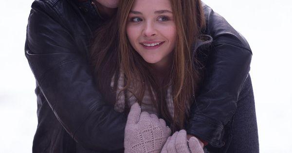 If I Stay (2014) Chloë Grace Moretz and Jamie Blackley