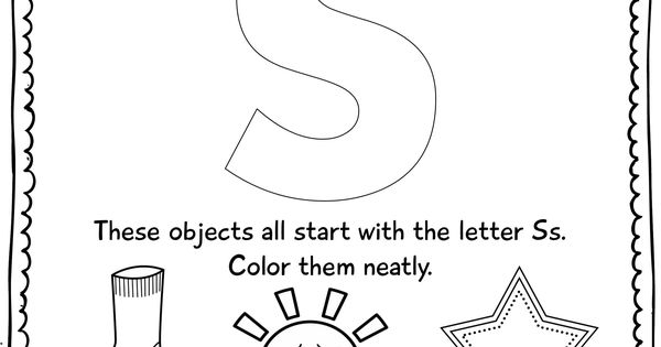 letter s worksheets for preschool alphabet activities for the letter s for 23133 | 76f8ada1c9759a1aaa3e3027bfa51e4c