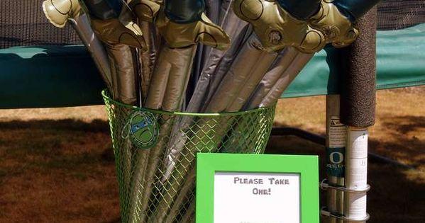 Teenage Mutant Ninja Turtles Birthday Party Ideas | Photo 40 of 50