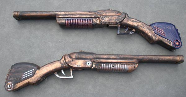 Cool Guns Toys For Boys : Steampunk shotgun google search year d sidescroller