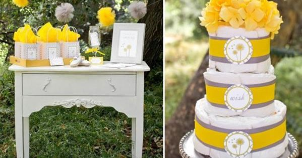 outdoor baby shower ideas | Wishes Baby Shower with so many CUTE