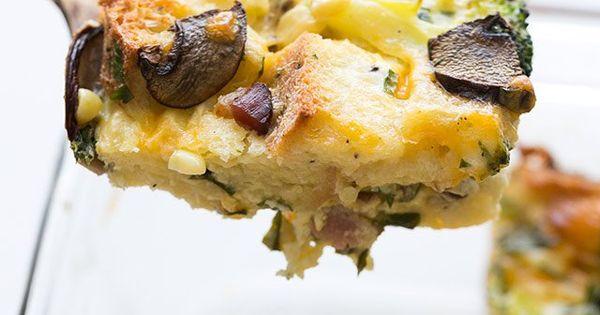 As-You-Like-It Breakfast Casserole - Easy-to-make ...