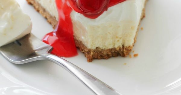 ... Sour Cream Topping | Classic Cheesecake, Cheesecake and Sour Cream