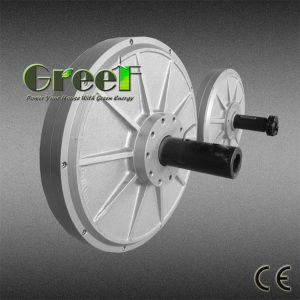 1kw 3kw 5kw 10kw Vertical Axis Wind Generator With Low Start Torque Wind Power Generator Wind Power