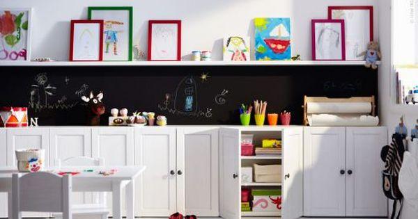 ikea kinderzimmer kids room ideen f rs haus. Black Bedroom Furniture Sets. Home Design Ideas