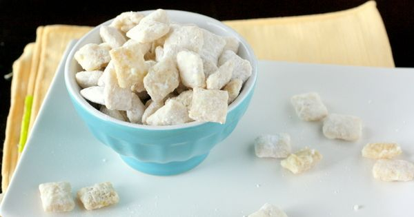 Lemon Puppy Chow Recipe - ZipList