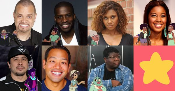 Steven universe voice cast | Voices of Animation | Pinterest