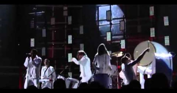Imagine Dragons Kendrick Lamar Maad City Radioactive Grammy S 2014 Youtube Kendrick Lamar Imagine Dragons Grammy 2014