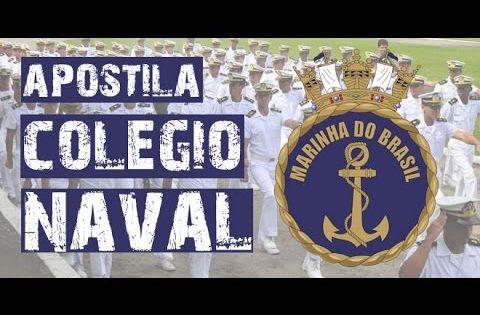 Apostila Colegio Naval Pdf E Impressa Exclusiva Com Imagens