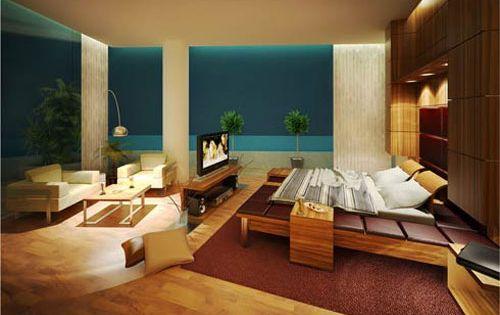 Marvelous Bedroom Interior Design : Bedroom Interior Design - http://homedecorify.com/40-marvelous-bedroom ...