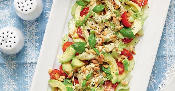 Chicken Avocado Mary Berry Recipe Recipes Pinterest