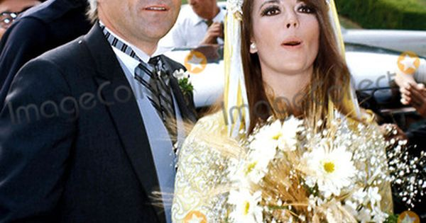 natalie wood and richard gregson on their wedding day