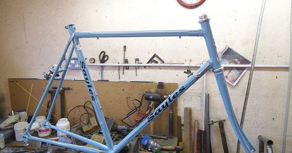 Lugged bicycle frame construction a manual for the first time builder