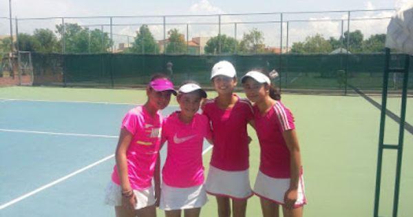 Sofía Trejo Finalista Y Semifinalista Del Torneo Nacional De Grado 4 De Tenis Tenis Sofía Grado