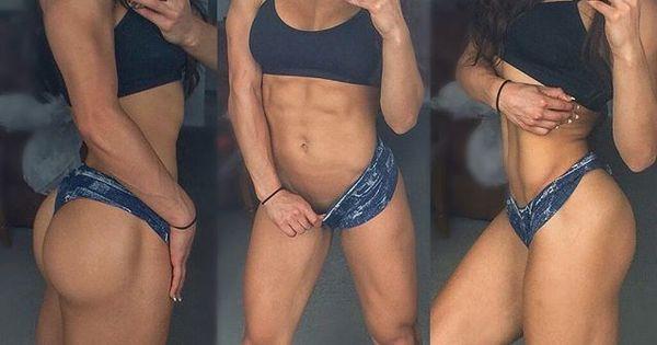 Ariel Khadr IFBB Fitness Pro | INSTA FITNESS MODELS