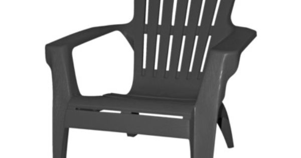 Adirondack Chair From Target Outdoors Pinterest Room