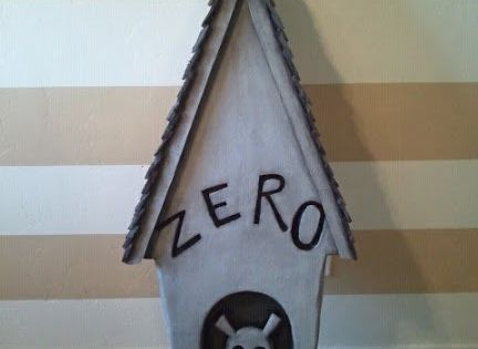 Nightmare Before Christmas Zero S Dog House Prop Http