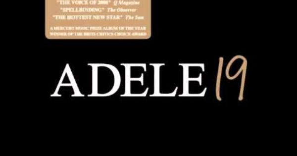 Adele 19 Deluxe Edition Cd1 09 Make You Feel My Love