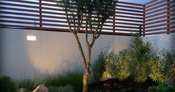 Cercos para delimitar espacios peque os 10 ideas for Jardines pequenos techados