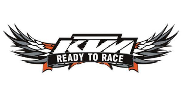Logo Ktm Ready To Race Download Vector Dan Gambar Ktm Racing Logos