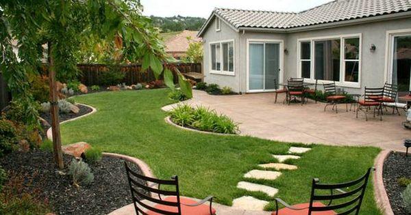 Dise os de patios y jardines minimalistas 5 jard n for Disenos de jardines y patios