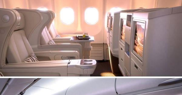 Fiji airways new airplane interior design for 2013 misc for Airplane exterior design