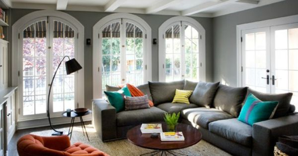 10 Best Tips Of Wooden Living Room Furniture Sets besides Best Scandinavian Living Room Furniture To Create Tranquil In Your Home likewise 10 Chic Basements By Candice Olson Pictures additionally Top 10 Bistro Sets For Outdoor Small Space also Color Tortora Colore Neutro Tendenza. on sectional with colorful accent chair